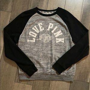PINK sweatshirt | M